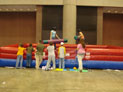 Bounce Houses Joust in Buffalo NY