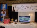 Tec Entertainment Band Stage Bridal show booth